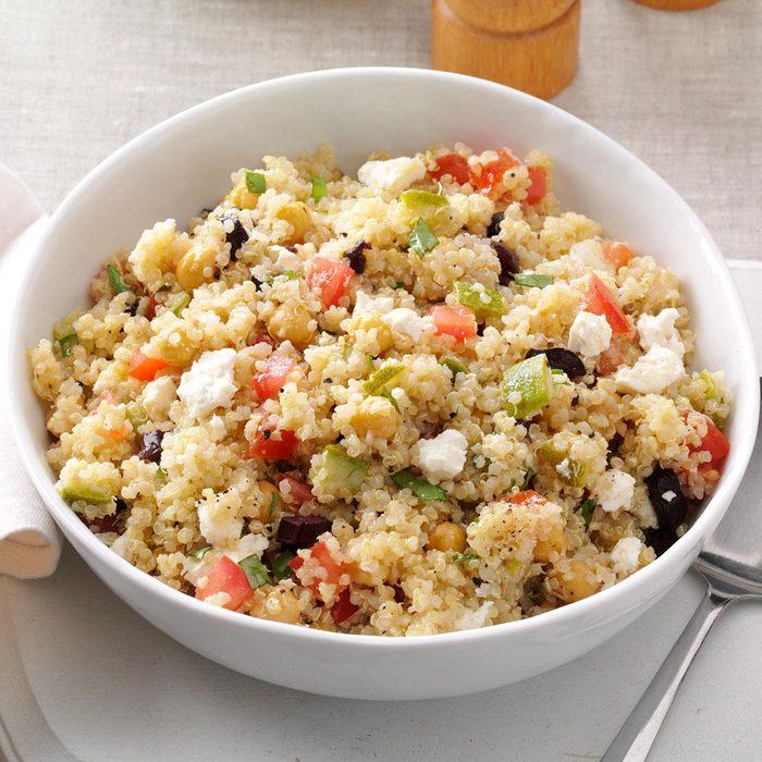 Summer vegetarian recipes - California Quinoa