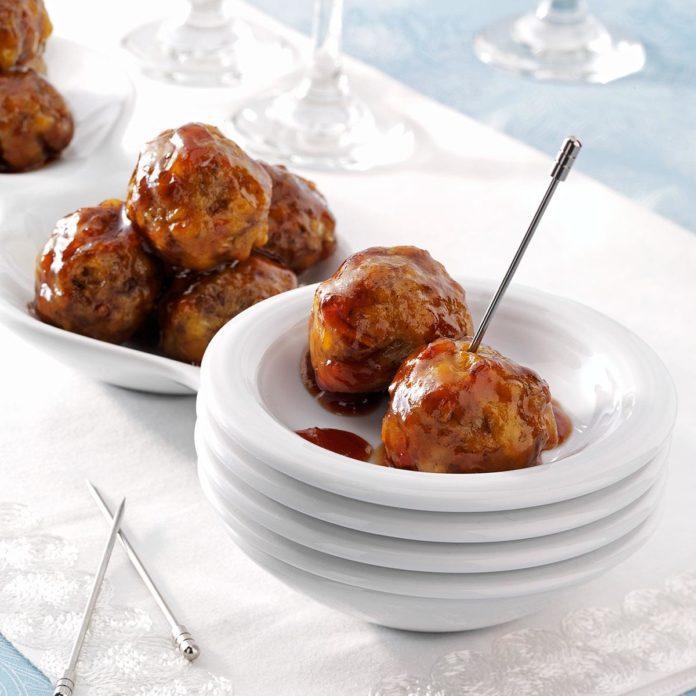 Canadian Meatballs