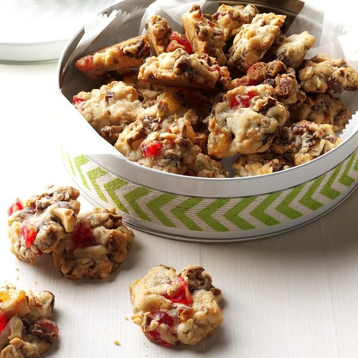 Candied Fruit Cookies