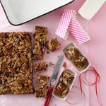 Candied Fruitcake Squares