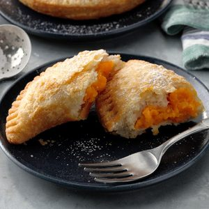 Candied Sweet Potato Pies