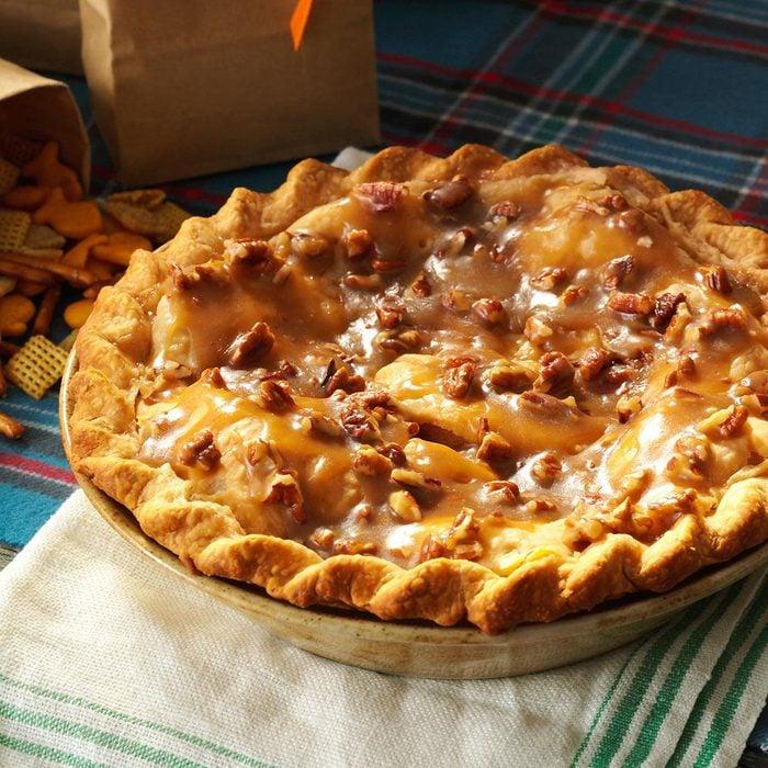 Candy Apple Pie