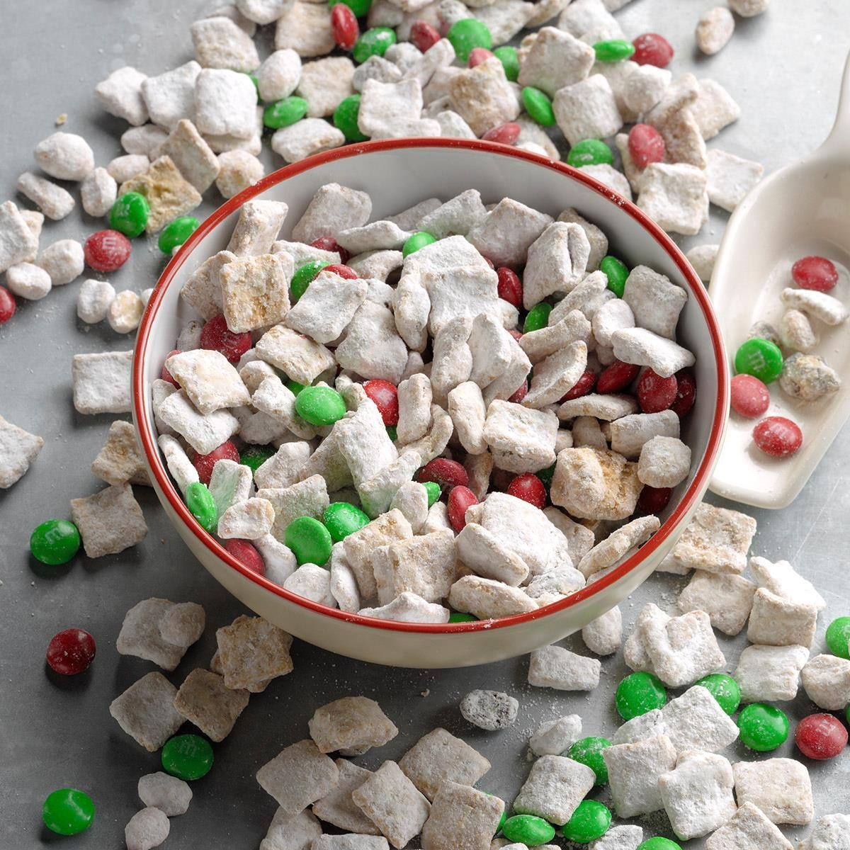 Candy Snack Mix