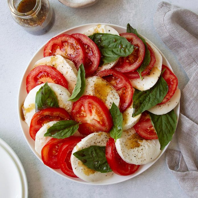 Inspired by: Tomato Caprese