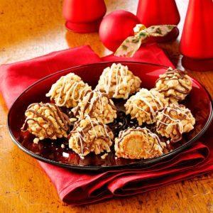 Caramel Buckeye Candies