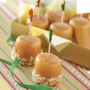 Caramel Marshmallow Treats