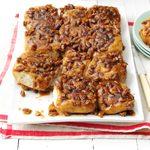 Caramel-Pecan Sticky Buns