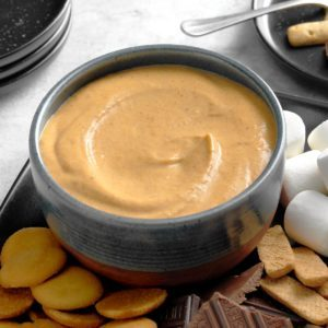 Caramel Pumpkin Dip