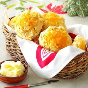 Caraway Cheese Biscuits