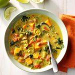 Caribbean Potato Soup