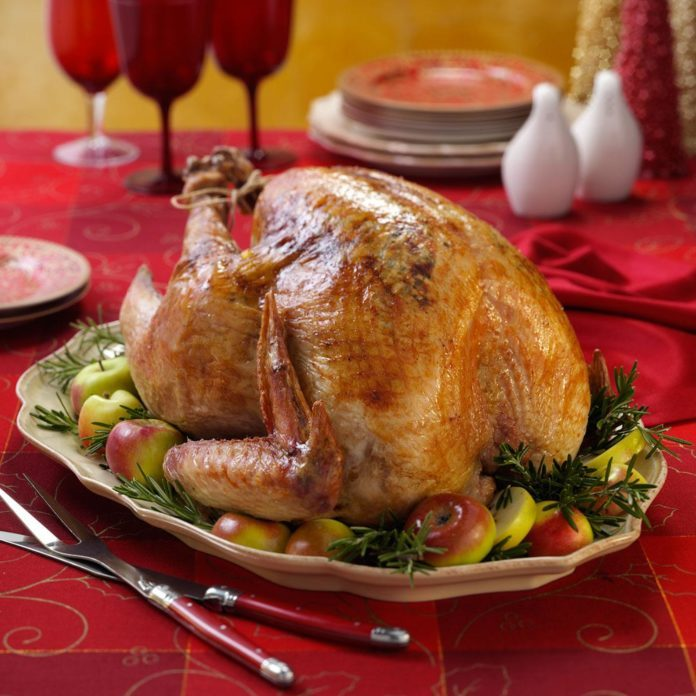 Carrie's Famous Turkey