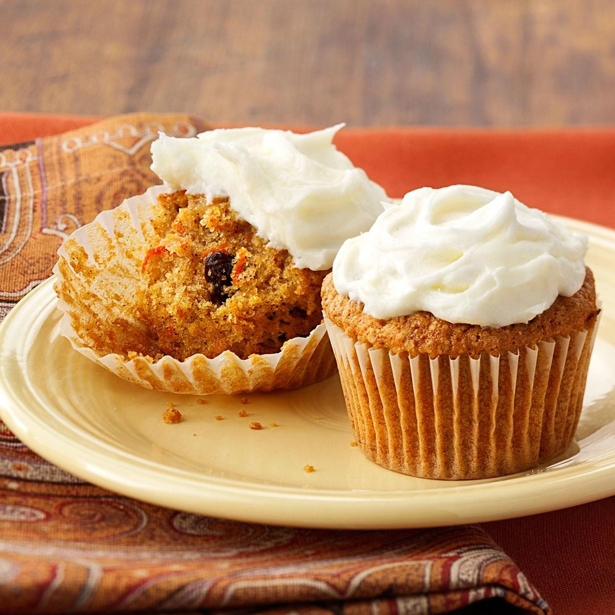 Crave Cupcakes Carrot Cake