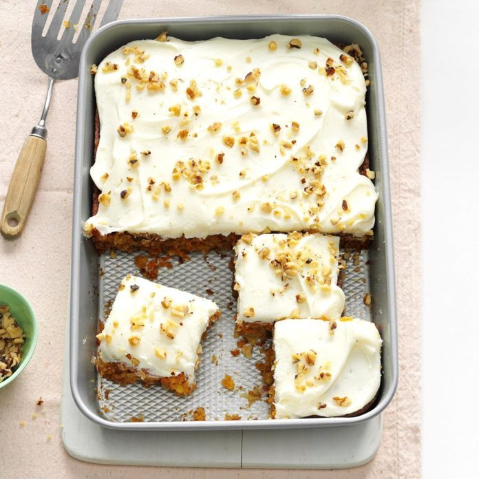 Maryland: Carrot Cake