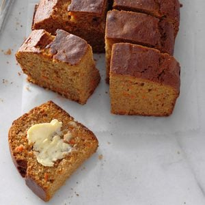 Carrot Honey Loaf