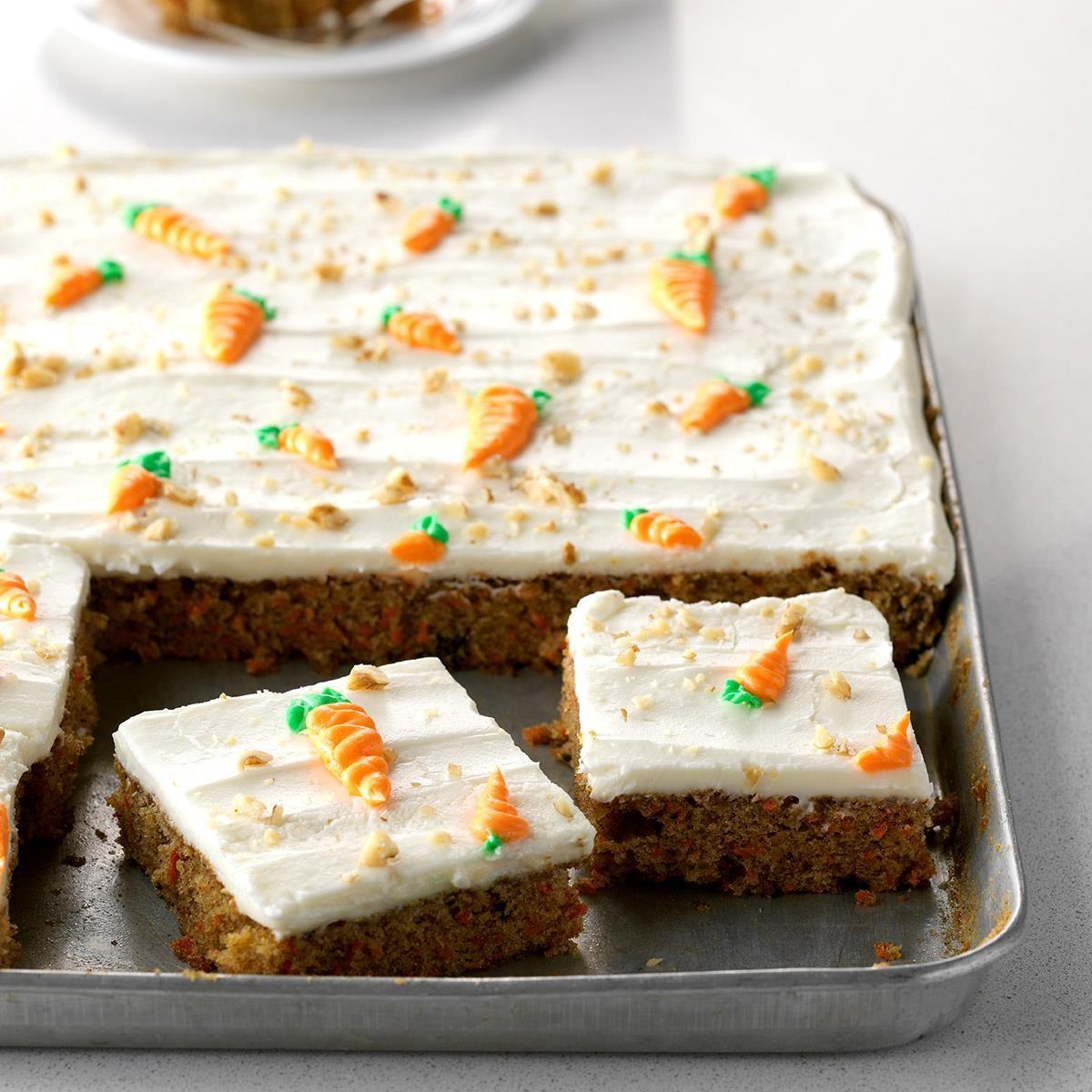 1970s: Carrot Cake