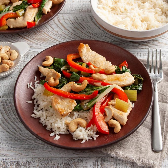 Cashew Chicken With Bok Choy Exps Ft20 29896 F 0714 1