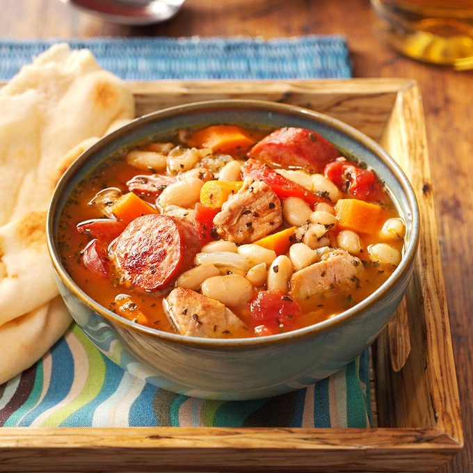 Inspired by: Cassoulet
