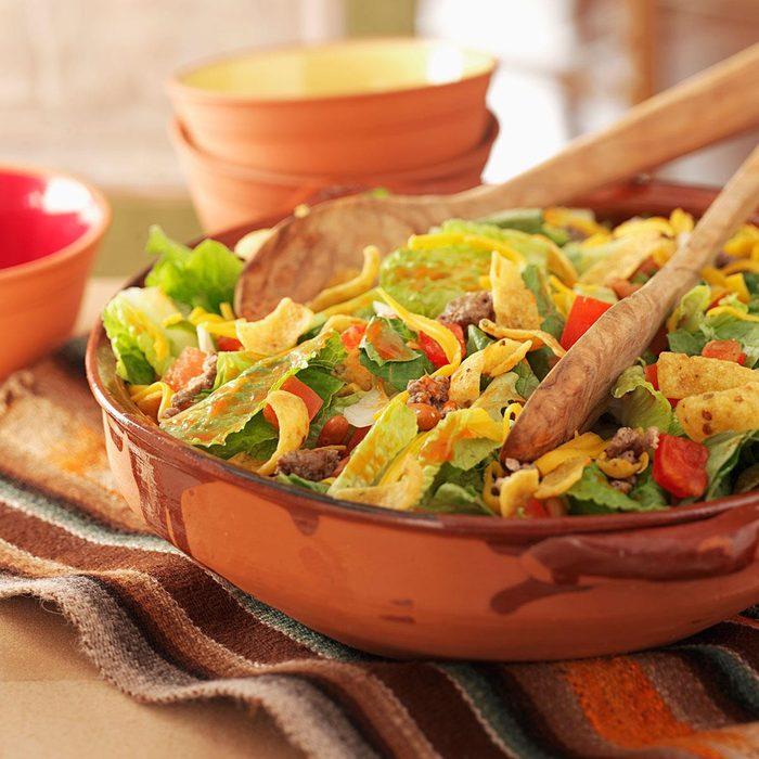 Taco Salad Recipe No Chips