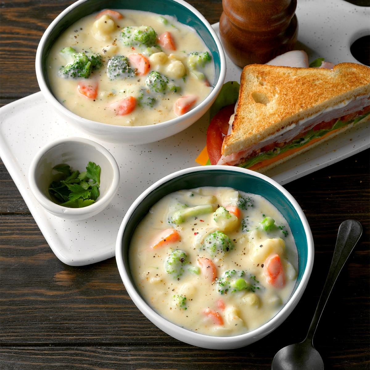 20 Cozy Soups for Two