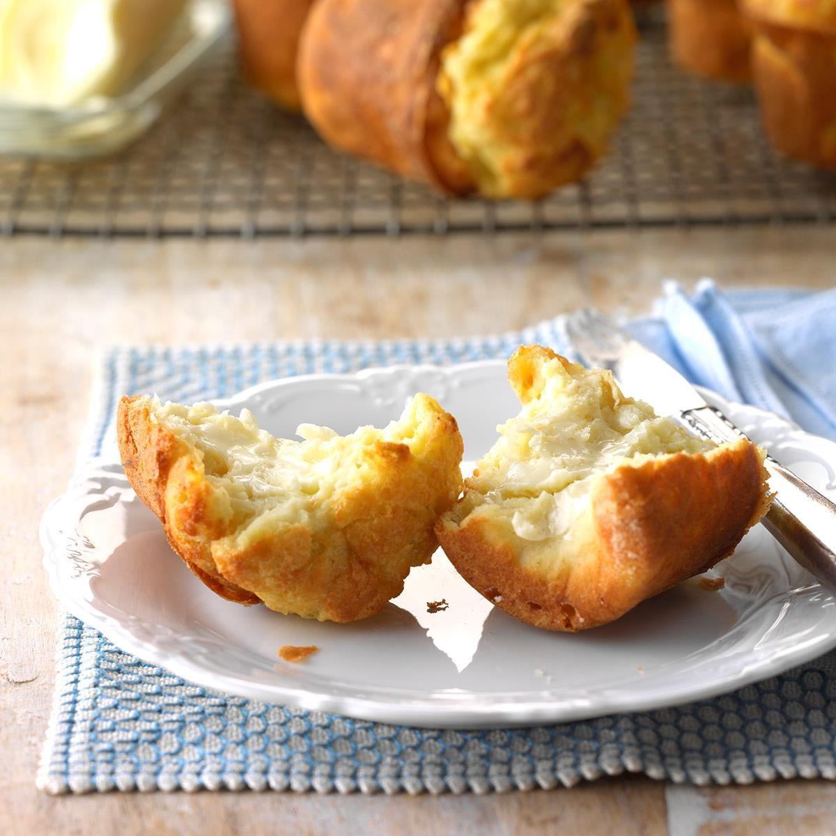 Celery-Onion Popovers