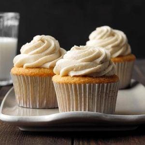 Chai Cupcakes