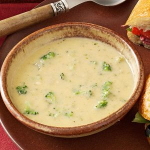 Cheddar Broccoli Soup