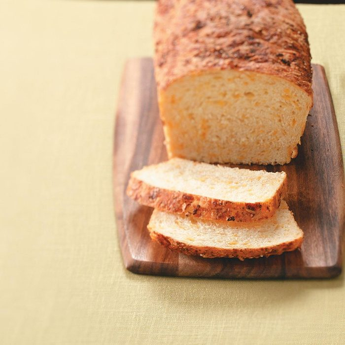 Cheddar Cheese Batter Bread