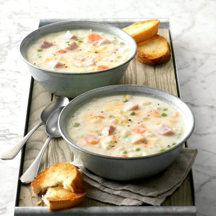 35 Creamy Soup Recipes That Will Melt Your Heart Taste Of Home