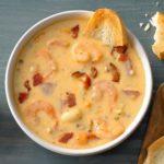 Cheddar Seafood Chowder