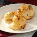 Cheese-Filled Garlic Rolls