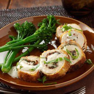 Cheese & Prosciutto-Stuffed Chicken