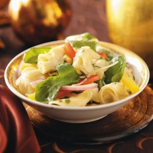 Cheese Tortellini Salad