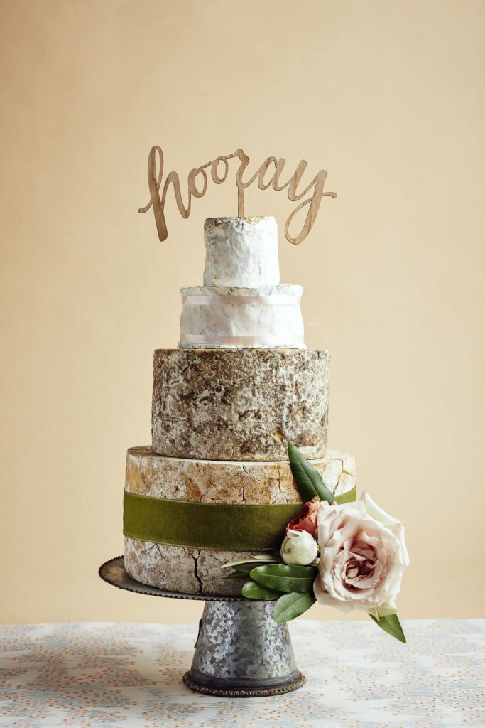 Cheese Wheel Wedding Cakes Might Be The Next Best Trend Taste Of