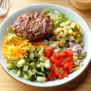 Cheeseburger Bowl