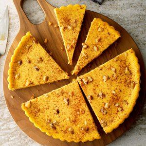 Cheesecake Pumpkin Dessert