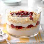 Cheesecake Strawberry Trifle