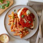 Cheesy Chicken Parmigiana