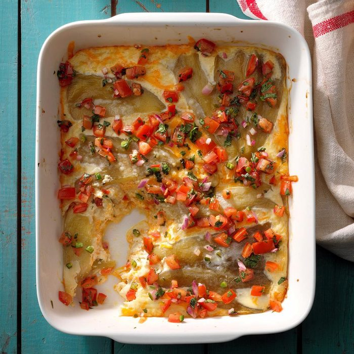 Day 5: Cheesy Chile Casserole