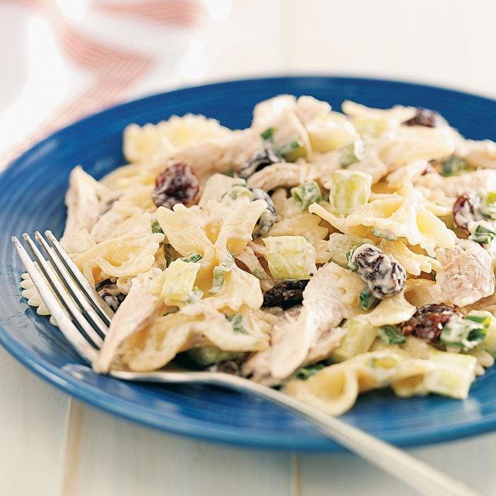 Cherry-Chicken Pasta Salad
