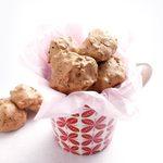 Cherry-Chocolate Coconut Meringues