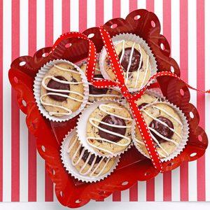 Cherry Cordial Cookies