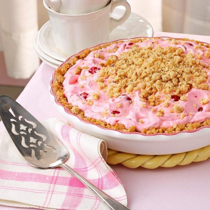 Cherry Cream  Pie