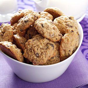 Chewy Pecan Cookies