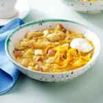 Chicken Chili Chowder