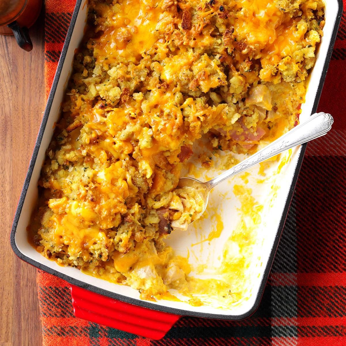 Casserole Recipes For Dinner Chicken Stuffing