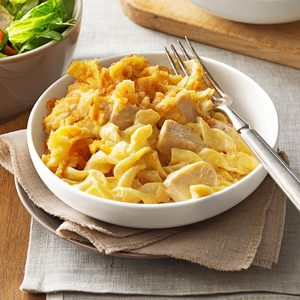 Chicken & Egg Noodle Casserole
