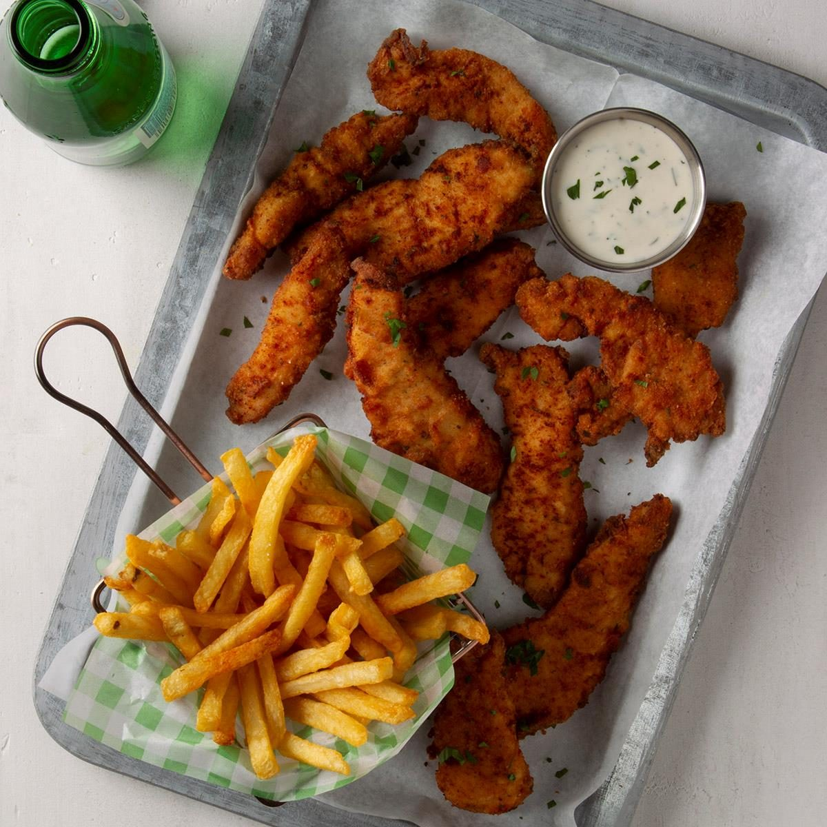 Recipes With Chicken Fingers