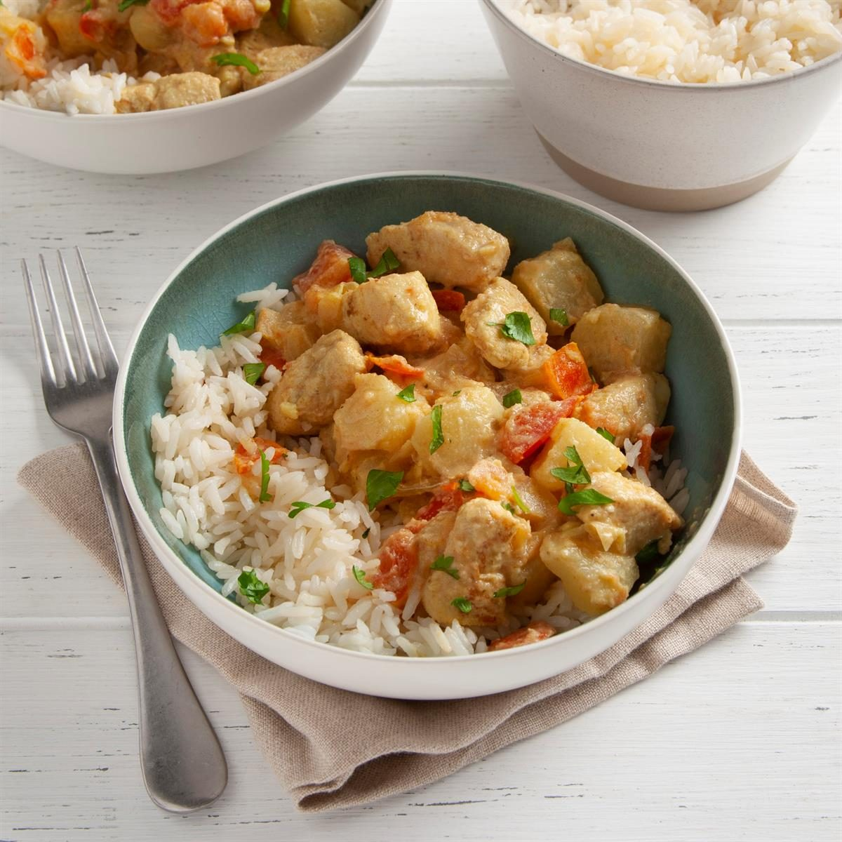 Tuesday: Chicken Korma