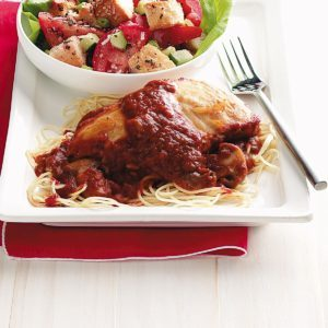 Chicken Marinara