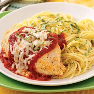 Chicken Mozzarella